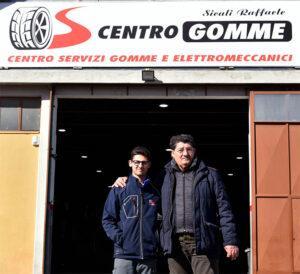 Centro servizi gomme e elettromeccanici di Sicali Raffaele | Gommista a Catania